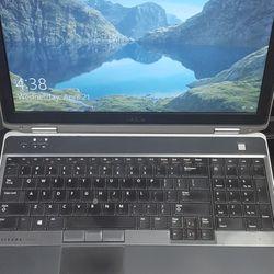Dell Latitude E6350 core i5 laptop computer windows 10 for Sale in Queens, NY