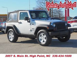 2009 Jeep Wrangler for Sale in Greensboro, NC