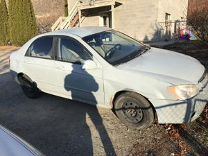 2005 Kia spectra EX RUNS AND DRIVES! Amazing on gas! for Sale in Wenatchee, WA