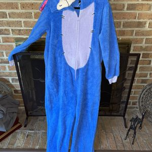 Kids Disney Large 12-14 Eyore Costume With Hood, Tail & Face - So Cute for Sale in Jamison, PA