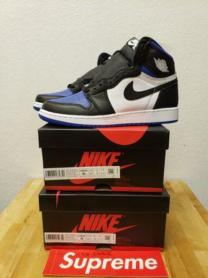 Jordan 1 royal toe for Sale in Los Angeles, CA