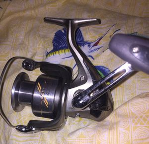 Shimano Solstace 4000FL Inshore reel...near new for Sale in Lake Worth, FL
