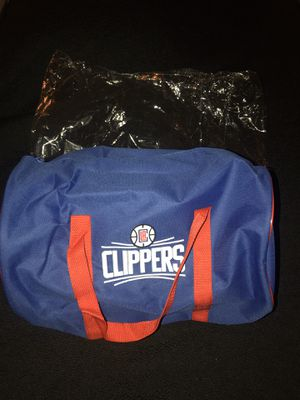 LA Clippers Mini Duffle Bag for Sale in Los Angeles, CA