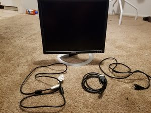 Dell monitor with HDMI adapter for Sale in FL, US