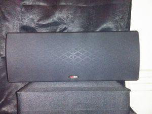 Polk audio center speaker for Sale in Imperial, MO