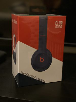 Beats Solo 3 wireless BRAND NEW, sealed for Sale in Arlington, TX