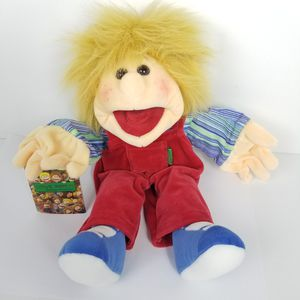 Living Puppets Hand Puppet Kleiner Plush Toy. Rare German collectible! $90 OBO for Sale in Seattle, WA