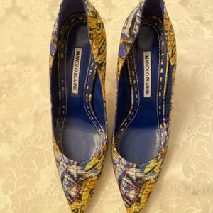 Manolo Blahnik Shoes / High Heels *signed by Manolo Blahnik* for Sale in St. Augustine, FL
