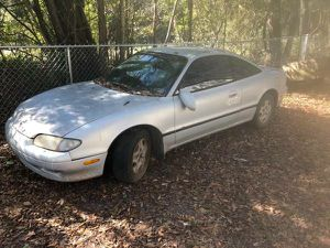 93 mazda mx_6 for sale or trade for truck. 1000 or best offer. for Sale in Swainsboro, GA
