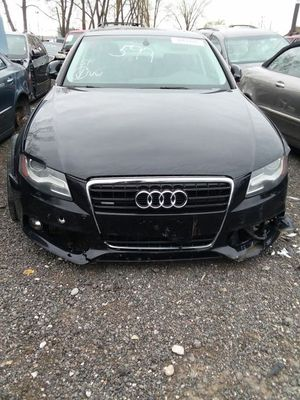 Parting out a 2009 Audi A4 3.2 for Sale in Detroit, MI