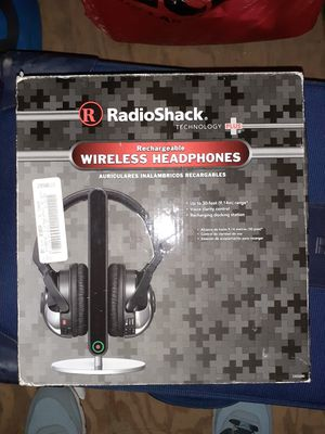 Rechargeable Wireless headphones for home for Sale in Queens, NY