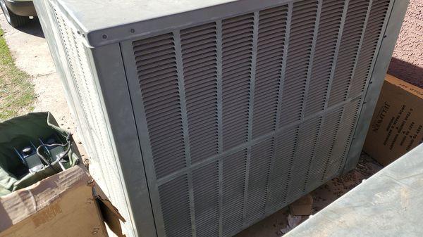 Goodman 3 .5 and 5ton AC Units