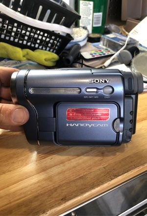 Sony Hi8 video camera for Sale in Los Angeles, CA