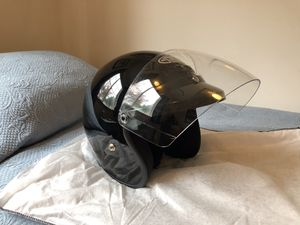 Snowmobile Helmet- Sz Large- 59-60cm- with xtra visors, used only 3 times! for Sale in Graham, WA