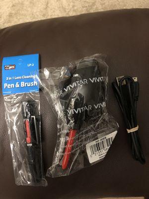 Camera accessories for Sale in Garner, NC