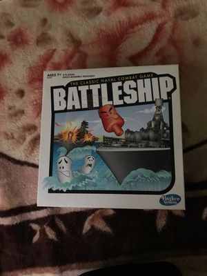 Battleship Board Game for Sale in Chicago, IL