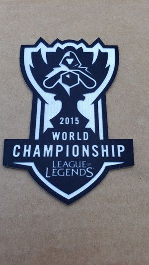 League of Legends: Worlds 2015 patch for Sale in Los Angeles, CA
