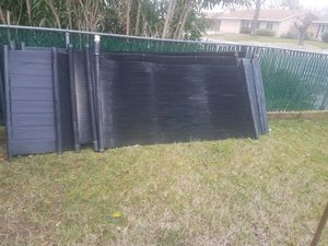 Solar panels for swimming pool heater for Sale in Rancho Cordova, CA