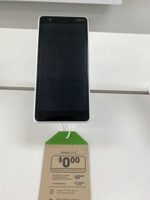 Nokia 3.1 C for Sale in Plano, TX
