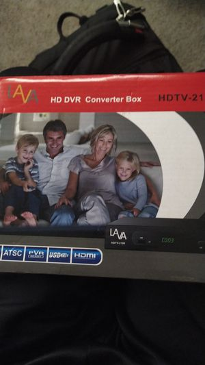 He DVR converter box for Sale in Simi Valley, CA
