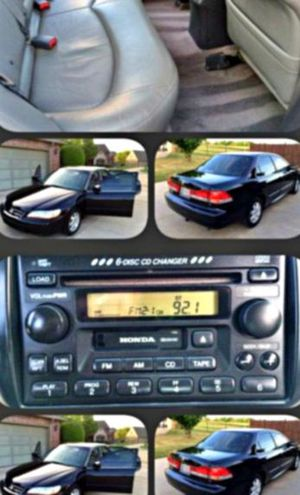 Clean title $500 Accord EX 2002 for Sale in Rockville, MD