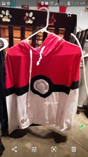 Pokemon hoodie size large for Sale in Haysville, KS