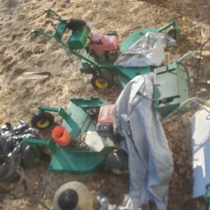 "2 Bunton Mowers. 36"" and a 52"" walk behind Mowers for Sale in Ashland, MA"