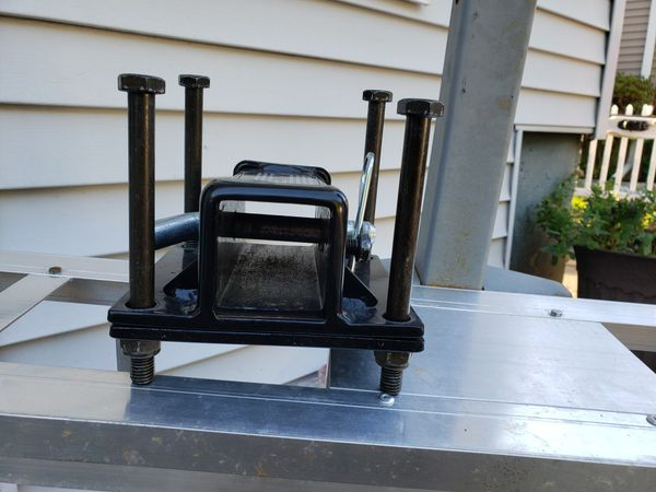 Rv bumper adapter