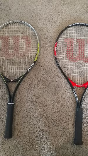 Tennis racket for Sale in Sugar Land, TX