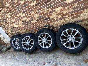 Jeep Grand Cherokee wheels for Sale in Atlanta, GA