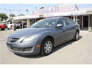 2009 Mazda Mazda6 I Sport Sedan 4D for Sale in Selma, CA