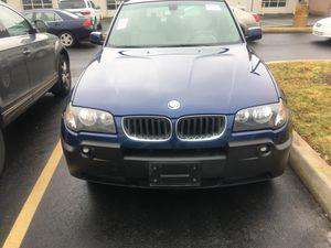 2005 BMW X3 for Sale in Philadelphia, PA