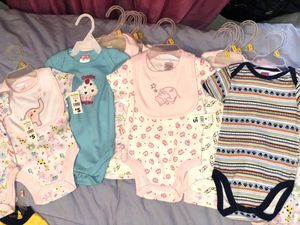 Baby onesies (31 count) for Sale in Austin, TX