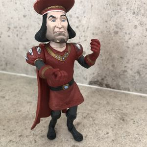 Shrek's Lord Farquaarth 6 In Posable Action Figure for Sale in Los Angeles, CA