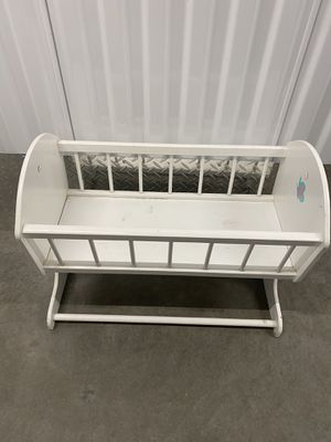 Baby Doll Bassinet for Sale in Albuquerque, NM