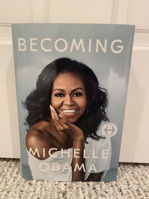 Becoming Michelle Obama Hard Cover for Sale in Wayne, NJ