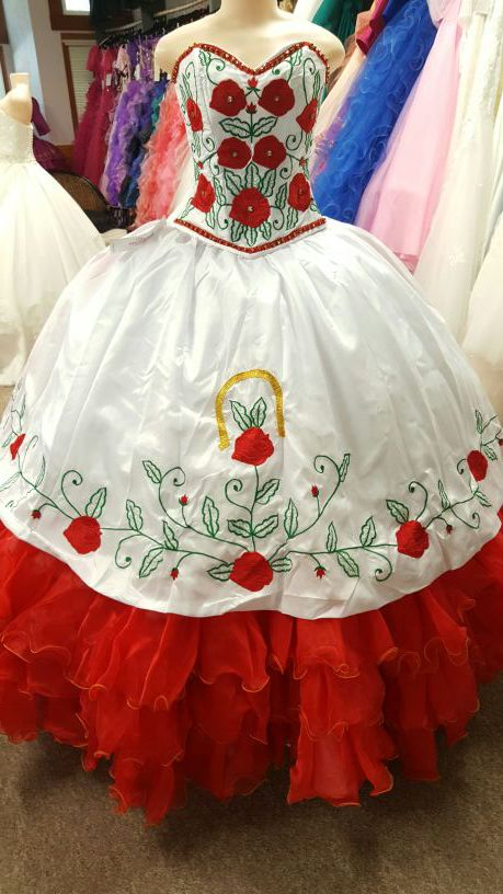 2b65c861c42 Quinceañera Charro Dress for Sale in Richmond