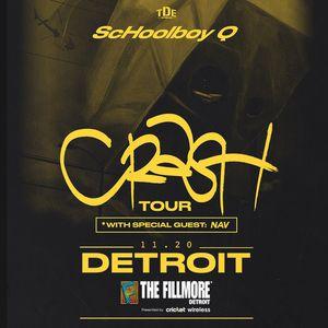 ScHoolboy Q Tickets for Sale in Detroit, MI
