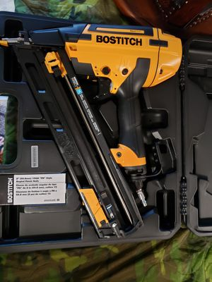 Bostitch nail gun for Sale in New Bern, NC