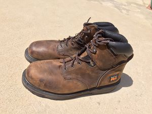 Timberland Boots Steel Toed 11.5 for Sale in Simi Valley, CA