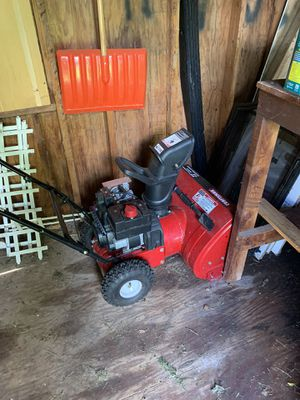 Lawn care and snowblower for Sale in Manassas, VA