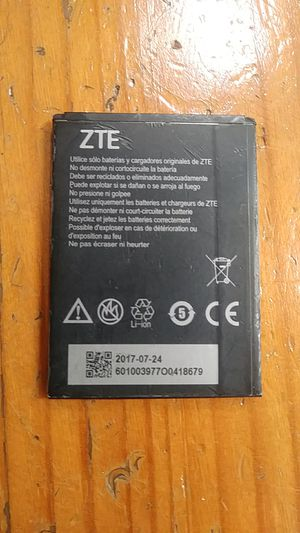 ZTE battery for for model Z833. for Sale in Los Angeles, CA
