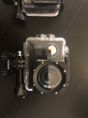 Mini Action Camera 2 & with Equipment for Sale in Los Angeles, CA