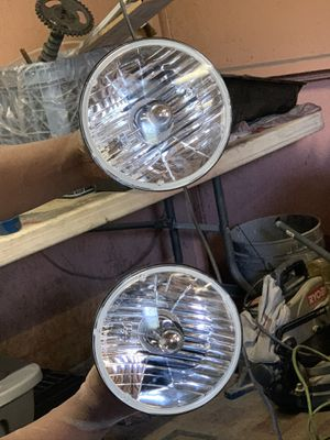 Head Lights (Clear After Market) for Sale in S CHESTERFLD, VA