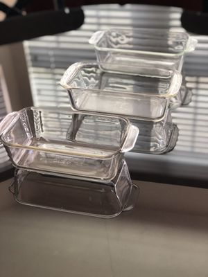 Pyrex baking dishes for Sale in Hanover, MD