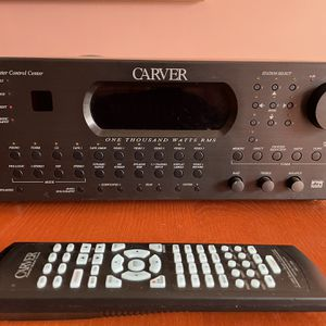 Carver Receiver C1000 for Sale in Chicago, IL