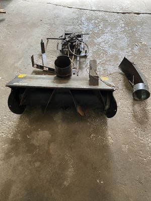 Snow Blower for Riding Lawn Mower for Sale in Painesville, OH