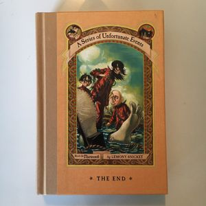 Lemony Snicket's (A Series Of Unfortunate Events) #13 : The End for Sale in Fort Pierce, FL