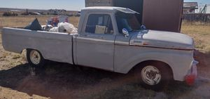 F100 1964 straight six three on tree for Sale in Moriarty, NM