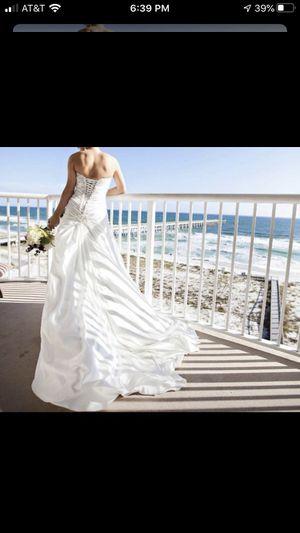 Mori Lee Wedding Dress - Size 6 for Sale in Winter Park, FL